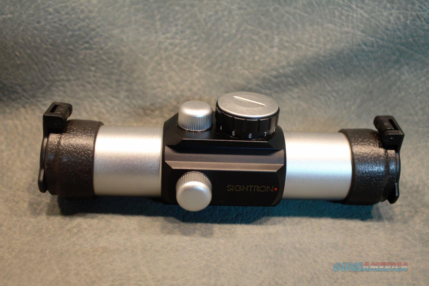 Sightron S33-4RST Red Dot Scope  Non-Guns > Scopes/Mounts/Rings & Optics > Tactical Scopes > Red Dot