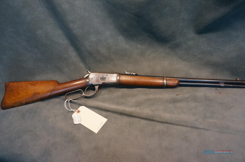 Winchester 1892 30 Carbine  Guns > Rifles > Custom Rifles > Cowboy Action