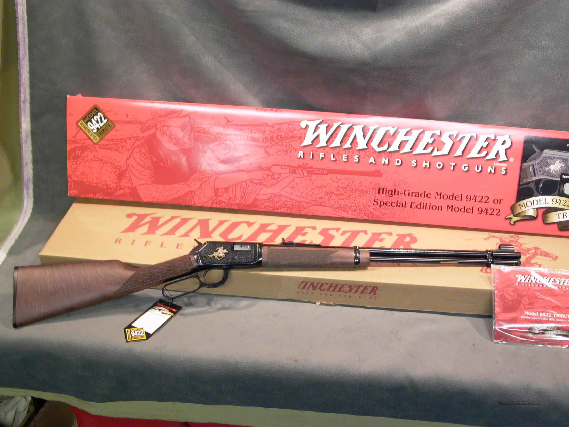 Winchester 9422 Hi Grade Tribute  Guns > Rifles > Winchester Rifles - Modern Lever > Other Lever > Post-64