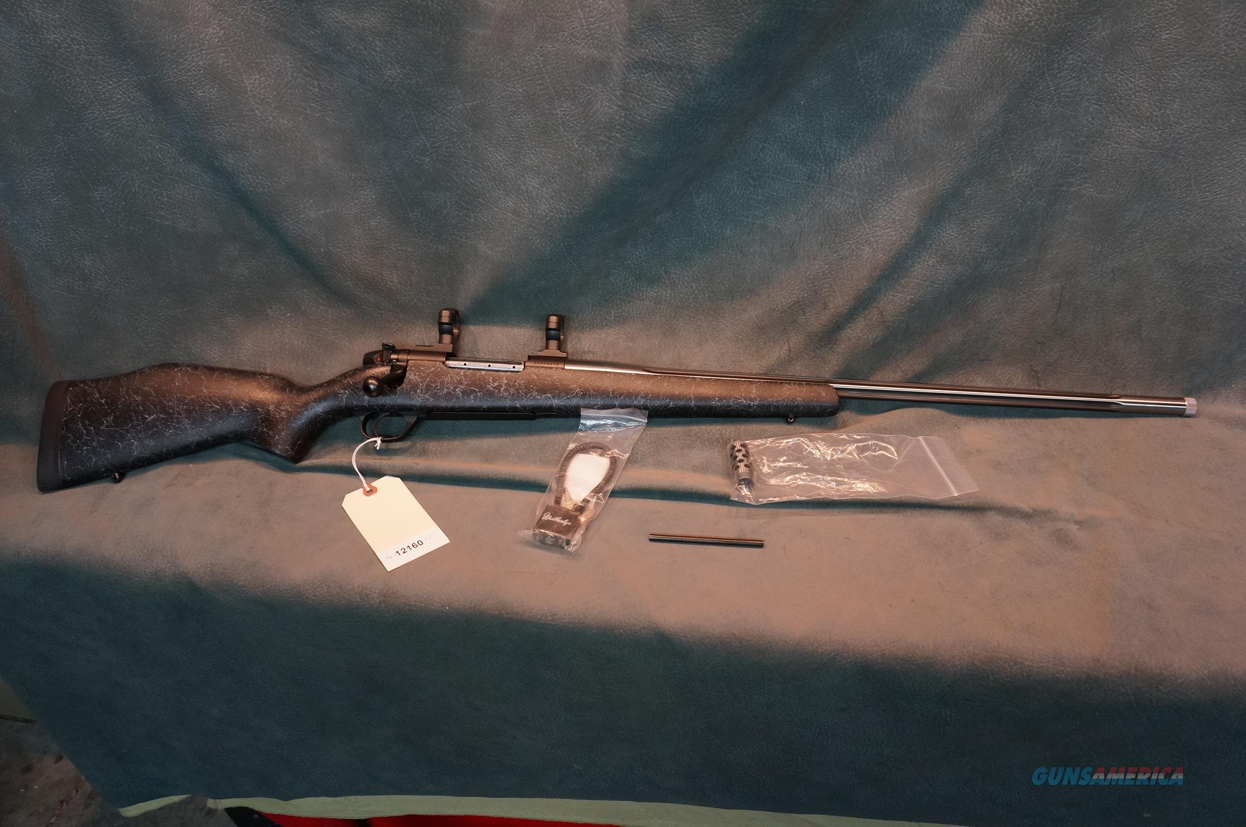 Weatherby Accumark Mark V 30-378Wby Excellent  Guns > Rifles > Weatherby Rifles > Sporting