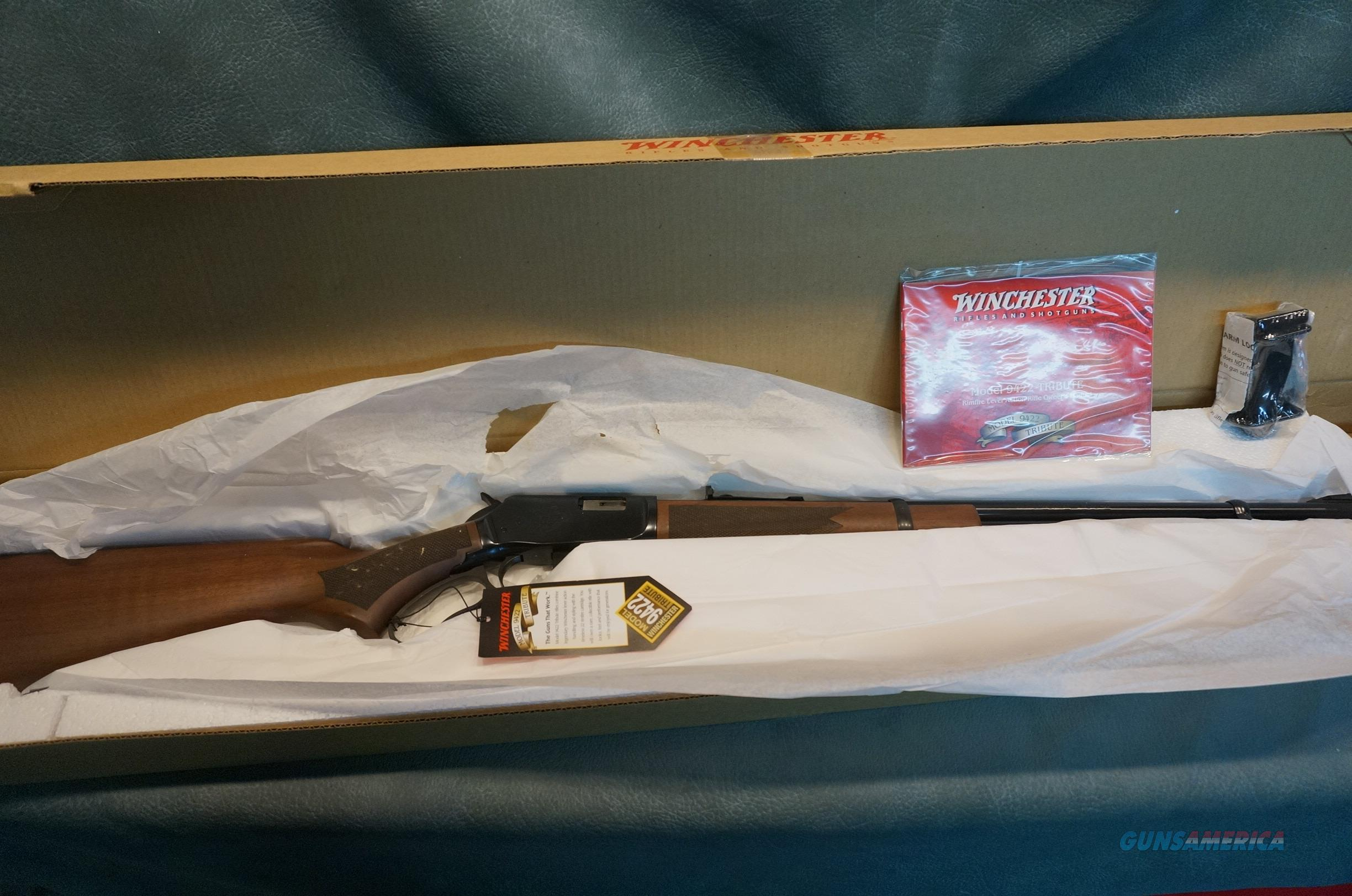 Winchester 9422 Legacy Tribute Special 22S-L-LR NIB  Guns > Rifles > Winchester Rifles - Modern Lever > Other Lever > Post-64
