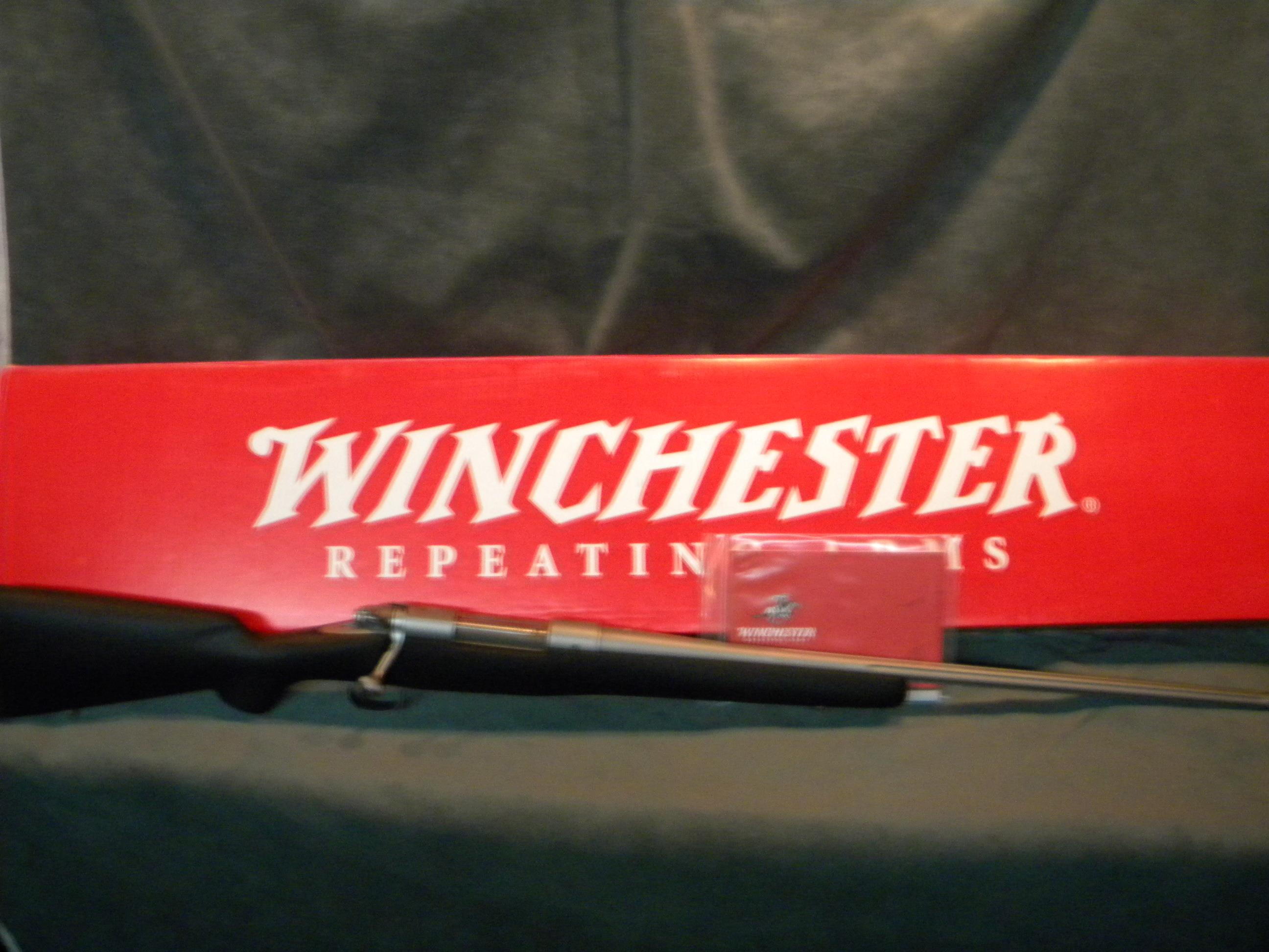 Winchester M70 Extreme Weather 264WinMag  Guns > Rifles > Winchester Rifles - Modern Bolt/Auto/Single > Model 70 > Post-64