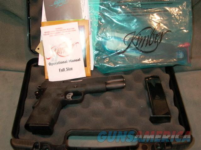 Kimber BP Ten II 45ACP  Guns > Pistols > Kimber of America Pistols