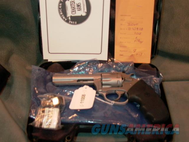 Charter Arms Target Pathfinder 22LR  Guns > Pistols > Charter Arms Revolvers
