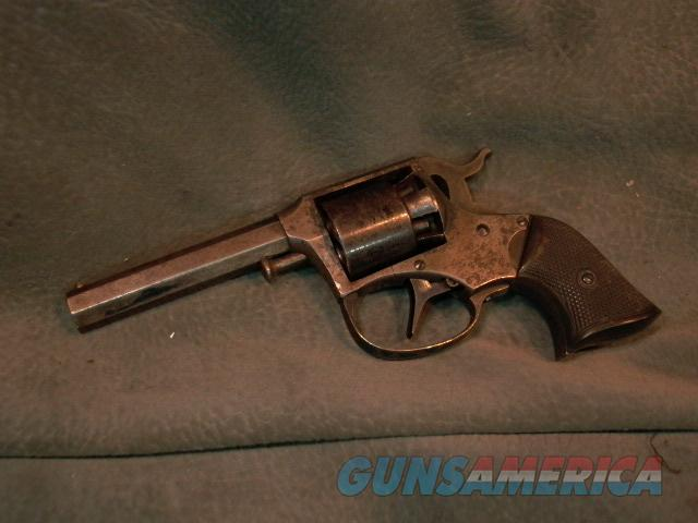 Remington Rider Pocket Revolver 31 cal  Guns > Pistols > Antique (Pre-1899) Pistols - Perc. Misc.