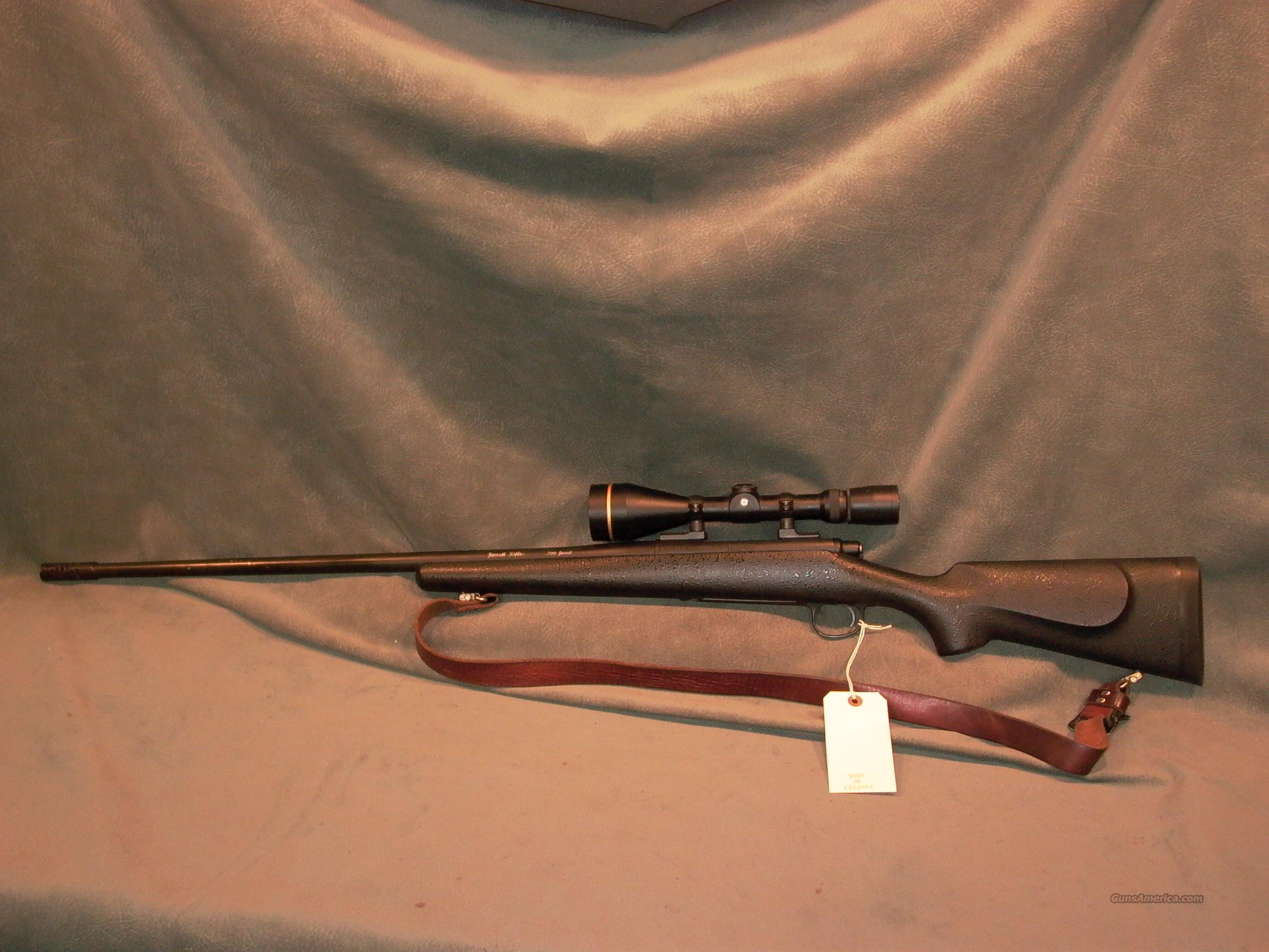 Jarrett Classic Rifle 300Jarrett  Guns > Rifles > Custom Rifles > Bolt Action