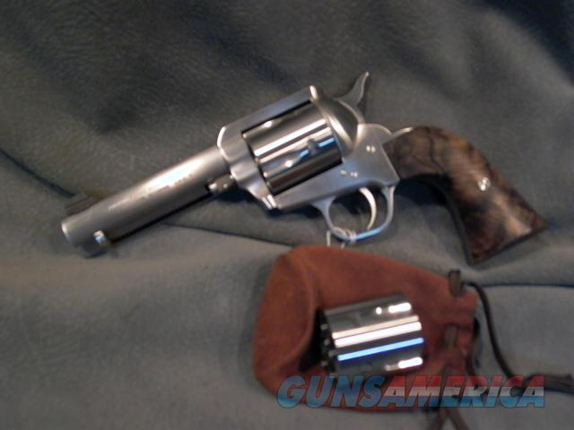 Freedom Arms 1997 Premier Grade 45LC with 45ACP Cyl  Guns > Pistols > Freedom Arms Pistols