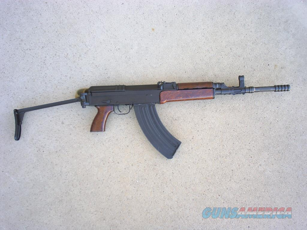 VZ-58 VZ58 with folding stock and 5 magazines  Guns > Rifles > V Misc Rifles