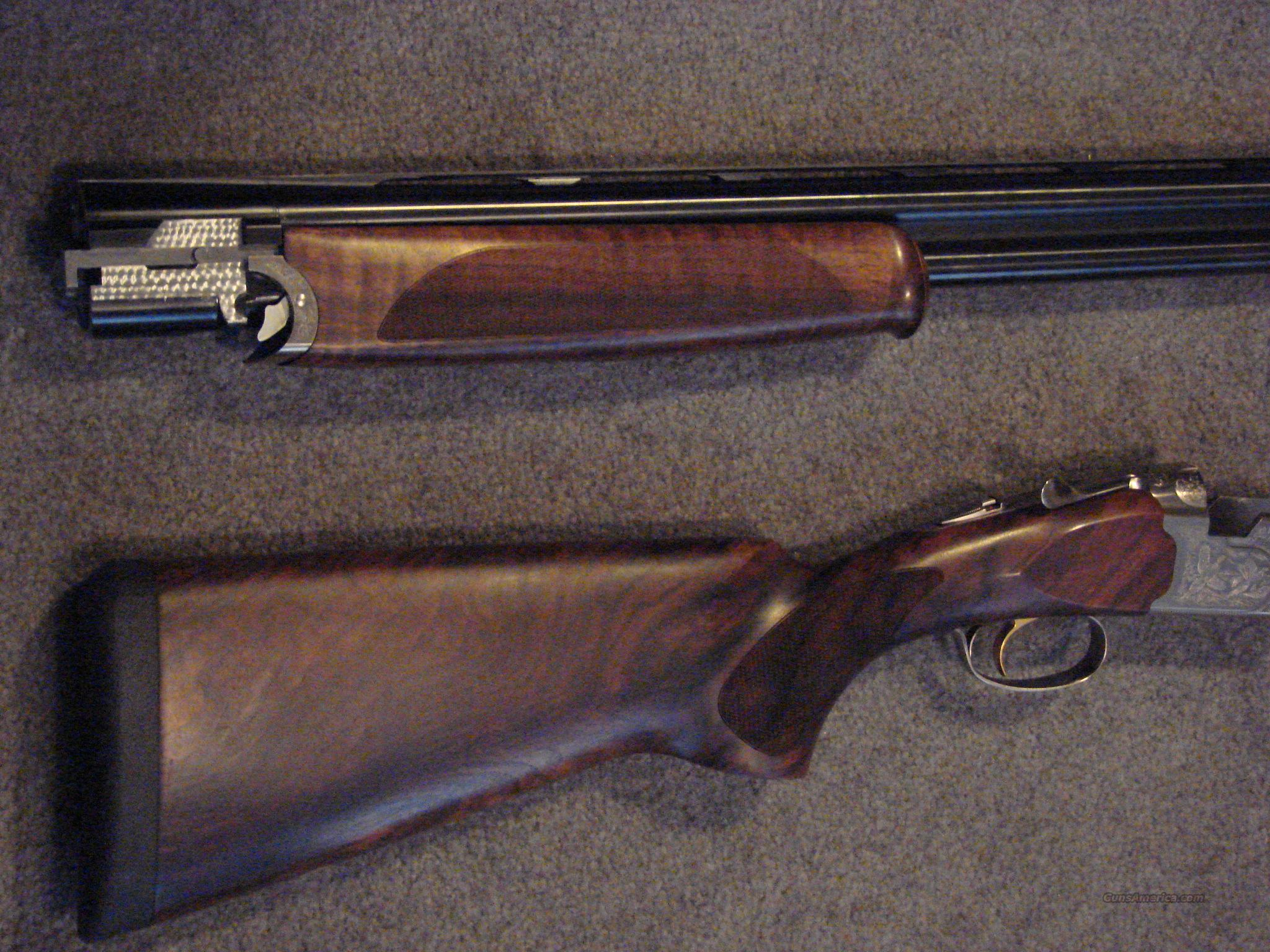 Beretta SP III Clays gun  Guns > Shotguns > Beretta Shotguns > O/U > Trap/Skeet