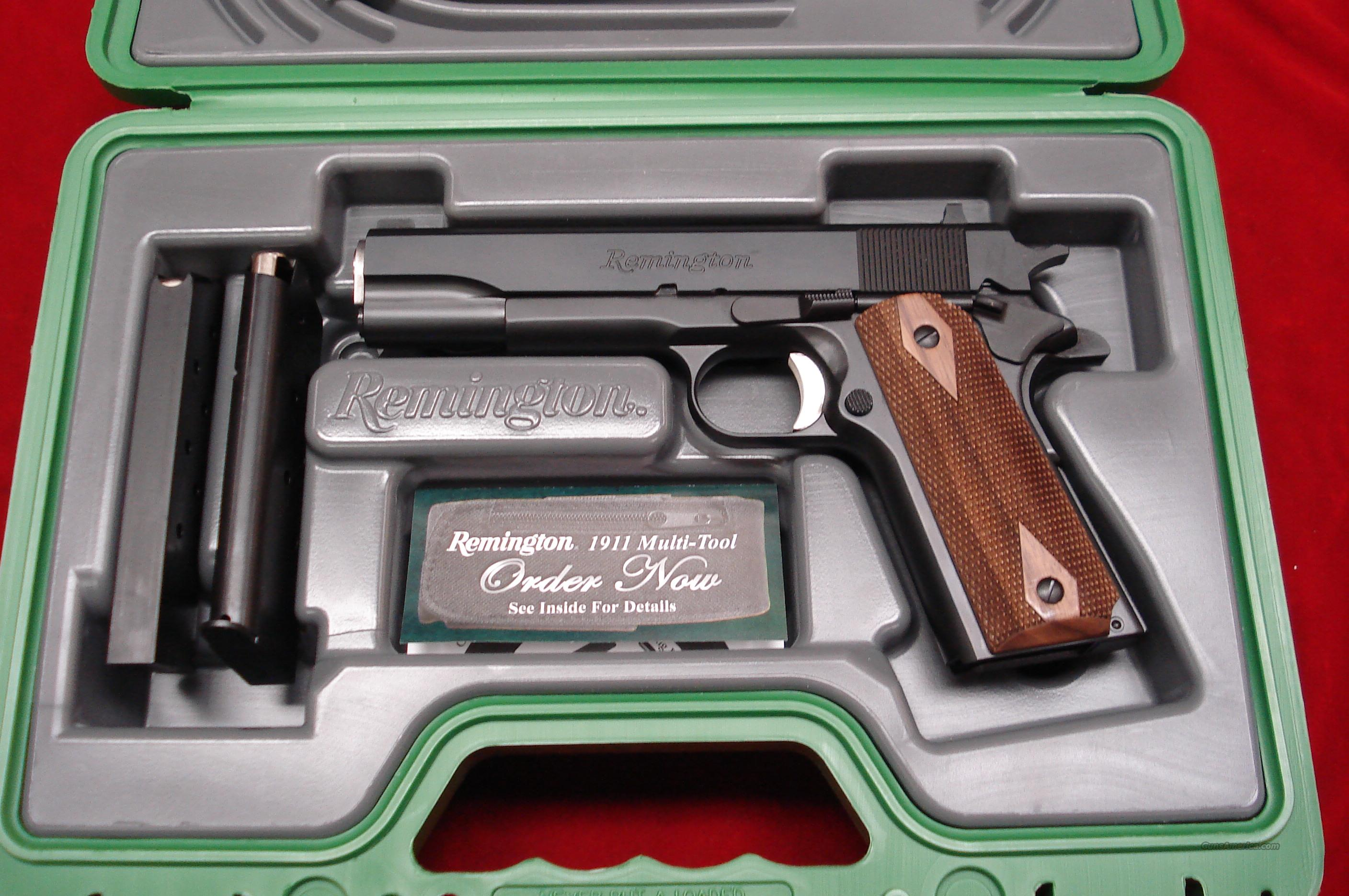 {{ SALE PRICE }} REMINGTON  1911 R1 45ACP NEW {{ IN STOCK READY TO SHIP }}  Guns > Pistols > Remington Pistols - Modern