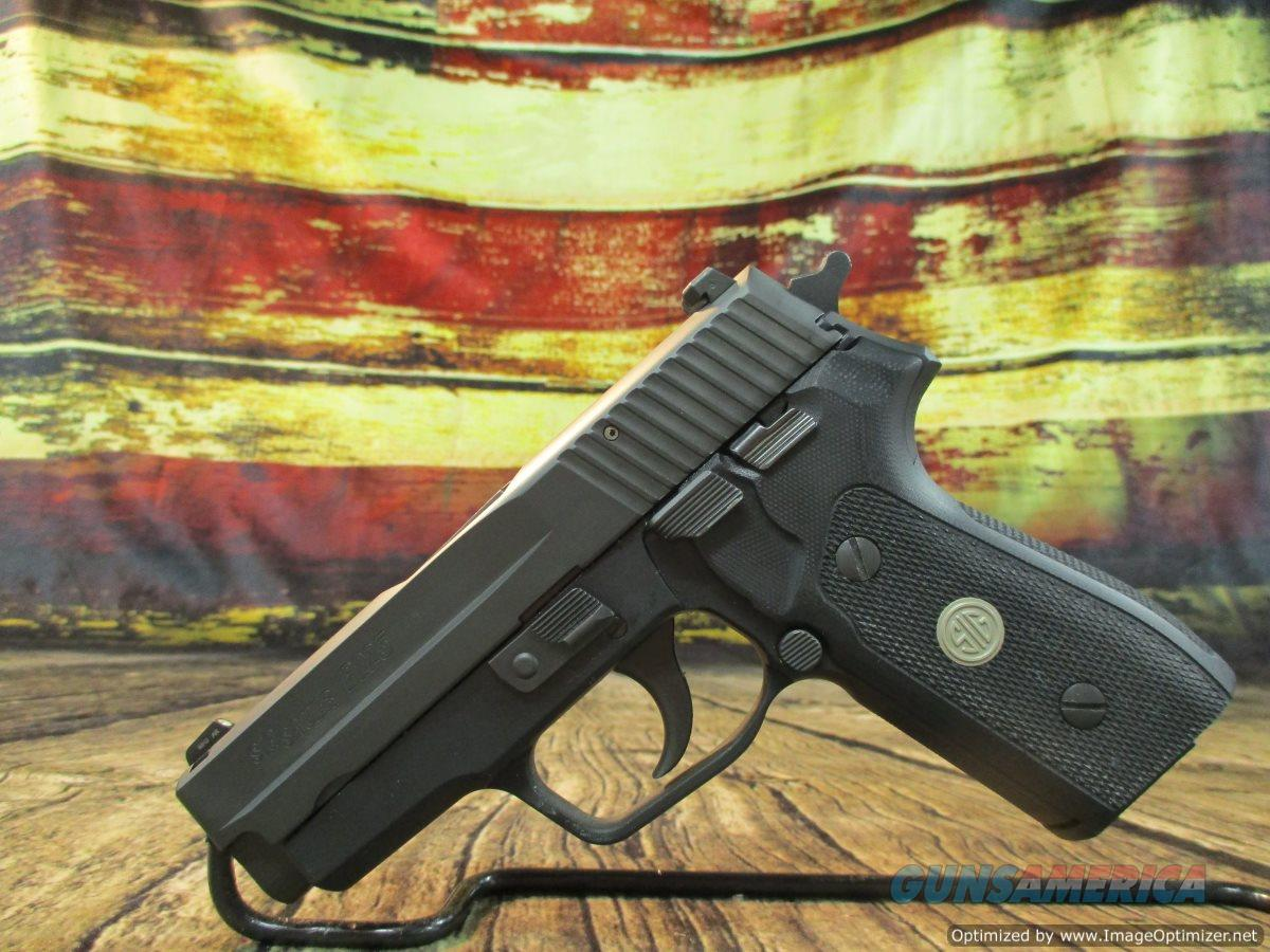 "Sig Sauer P225-A1 Classic 9mm Single/Double 3.6"" 8+1 Nitron SS Used (66842)  Guns > Pistols > Sig - Sauer/Sigarms Pistols > Other"