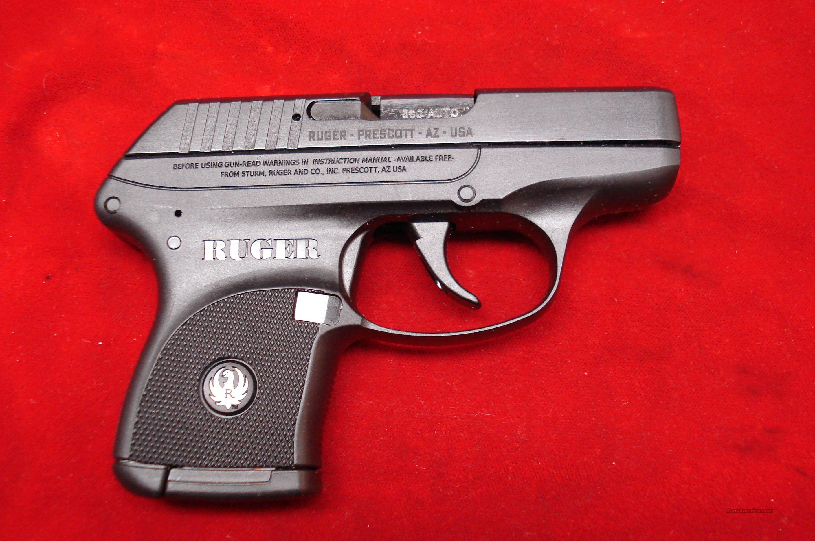 RUGER LCP  (Lightweight Compact Pistol) 380CAL. NEW  (03701)  Guns > Pistols > Ruger Semi-Auto Pistols > LCP