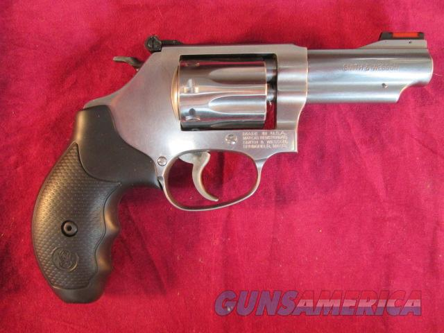 SMITH AND WESSON MODEL 63 8 SHOT REVOLVER 22LR NEW  (162634)    Guns > Pistols > Smith & Wesson Revolvers > Pocket Pistols