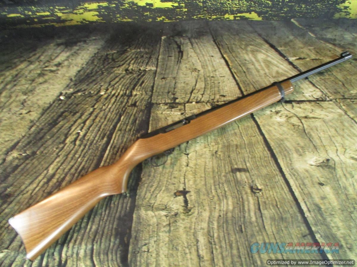 """Ruger 10/22 Carbine Wood 22 LR 18.5"""" New (01103)  Guns > Rifles > Ruger Rifles > 10-22"""