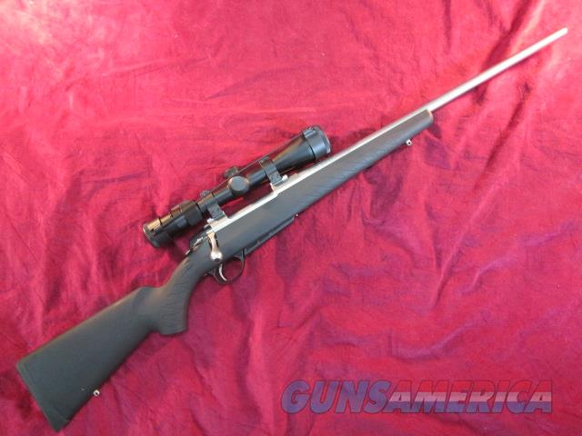 SAKO A-7 STAINLESS AND SYNTHETIC 25-06 CAL W/ VORTEX VIPER SCOPE USED  Guns > Rifles > Sako Rifles > A7 Series