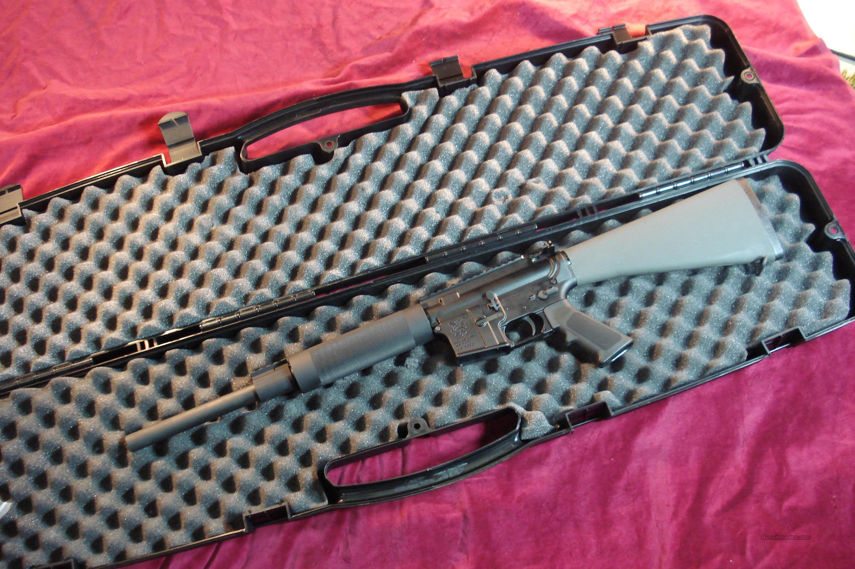 OLYMPIC ARMS K16 5.56/223CAL. FLATTOP NEW   Guns > Rifles > Olympic Arms Rifles