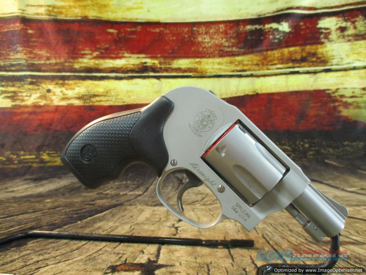 """Smith & Wesson 38 Spl+P Model 638 Airweight 1.8"""" New (163070)  Guns > Pistols > Smith & Wesson Revolvers > Small Frame ( J )"""