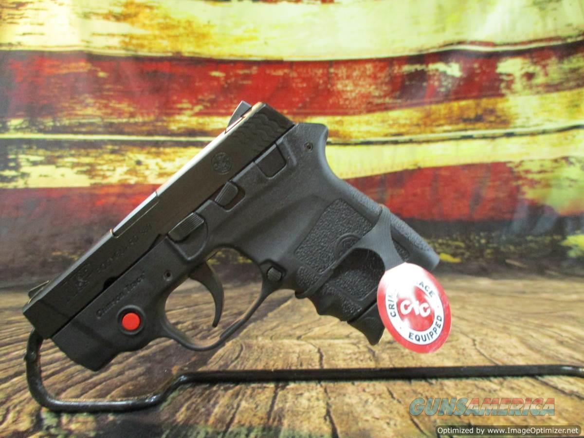 Smith & Wesson 380 ACP M&P Bodyguard W/ Crimson Trace No Safety New (10265)  Guns > Pistols > Smith & Wesson Pistols - Autos > Polymer Frame