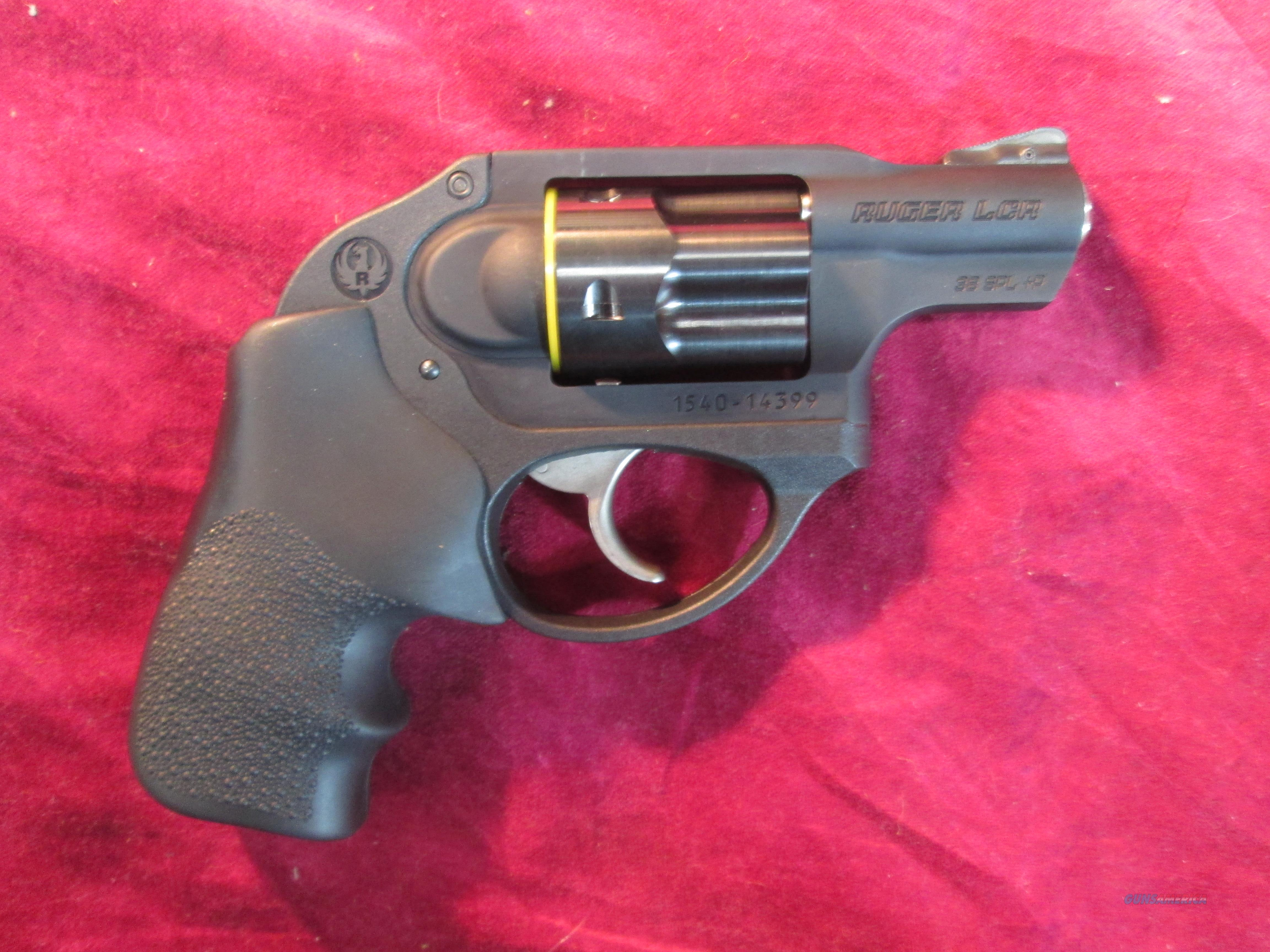 RUGER LCR 38SPL.+P NEW (05401)  Guns > Pistols > Ruger Double Action Revolver > LCR