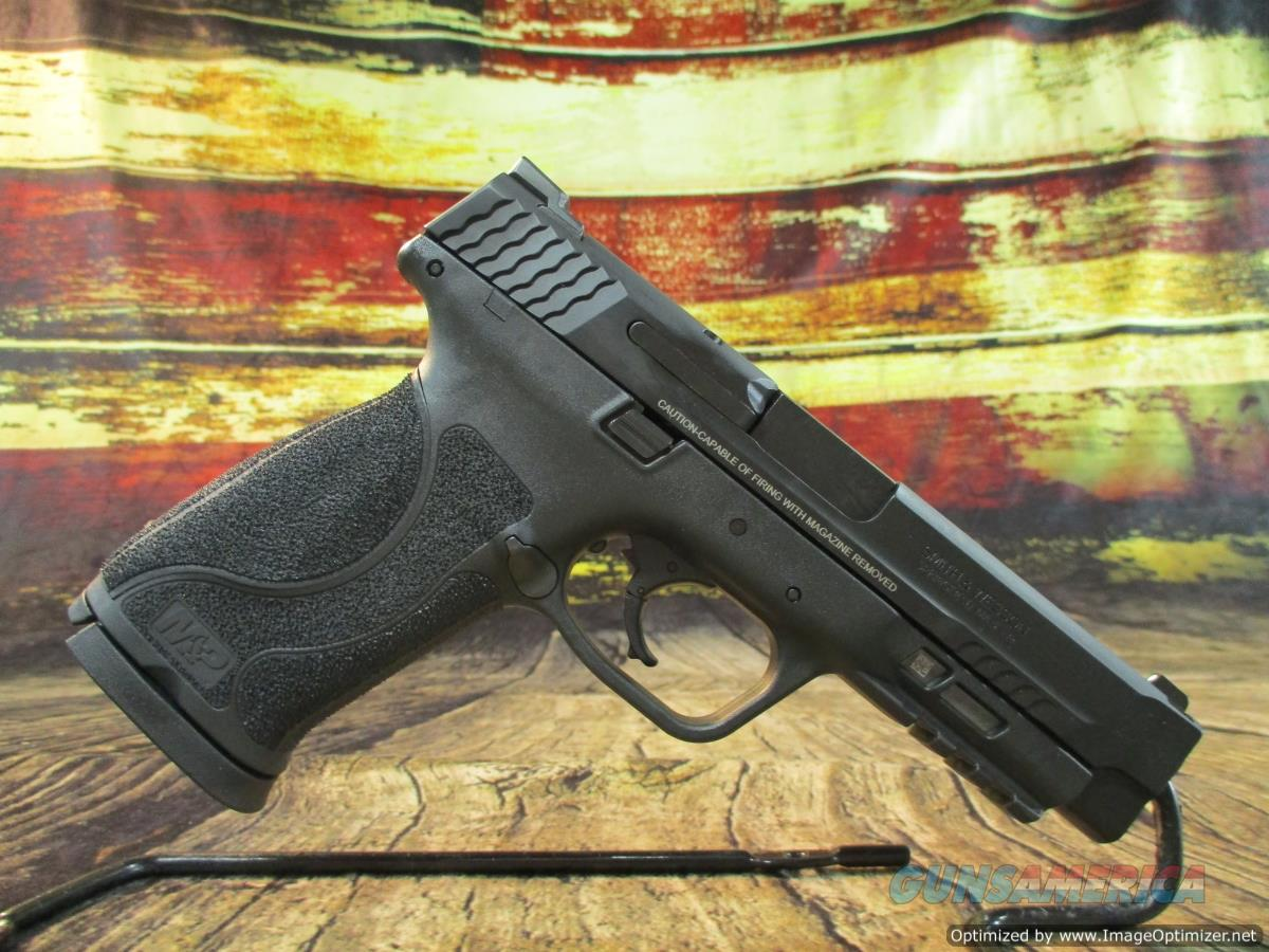 "Smith & Wesson 45 ACP M&P 2.0 No Safety 4.6"" New (11523)  Guns > Pistols > Smith & Wesson Pistols - Autos > Polymer Frame"
