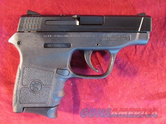 SMITH AND WESSON BODYGUARD 380, NO MANUAL SAFETY NEW   (10266)    Guns > Pistols > Smith & Wesson Pistols - Autos > Polymer Frame