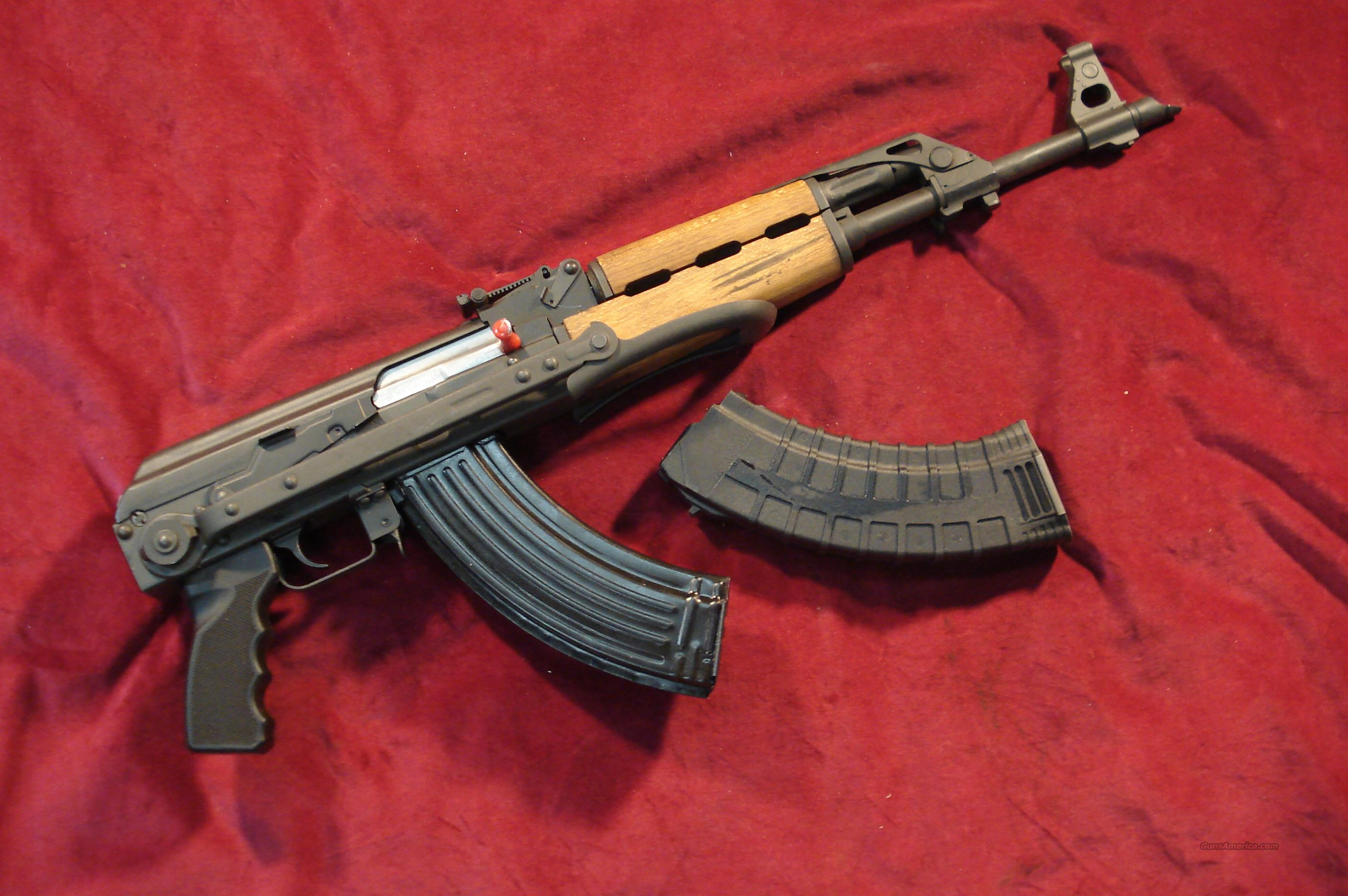 CENTURY ARMS AK-47 YUGO M70AB2 UNDERFOLDER STOCK NEW  Guns > Rifles > AK-47 Rifles (and copies) > Folding Stock
