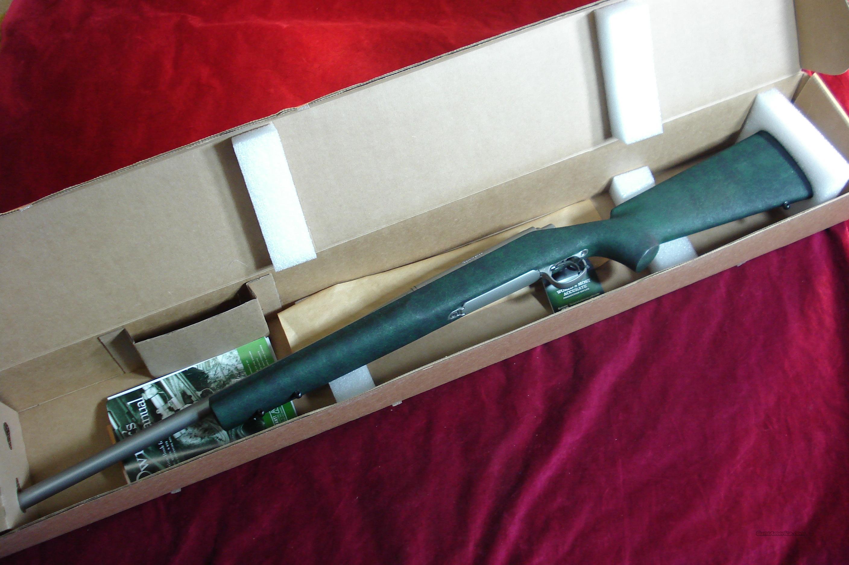 "REMINGTON 700 STAINLESS SPECIAL 24"" THREADED MUZZLE 5-R MILSPEC BARREL .300 WIN. MAG. CAL. NEW   Guns > Rifles > Remington Rifles - Modern > Model 700 > Tactical"