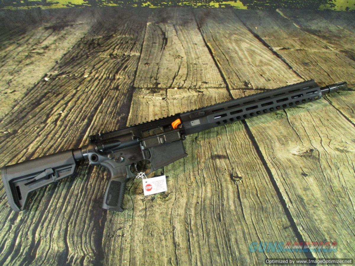 "Sig Sauer 716 Tread 308 win 16"" 20+1 Black NEW (R716I16BTRD)  Guns > Rifles > Sig - Sauer/Sigarms Rifles"