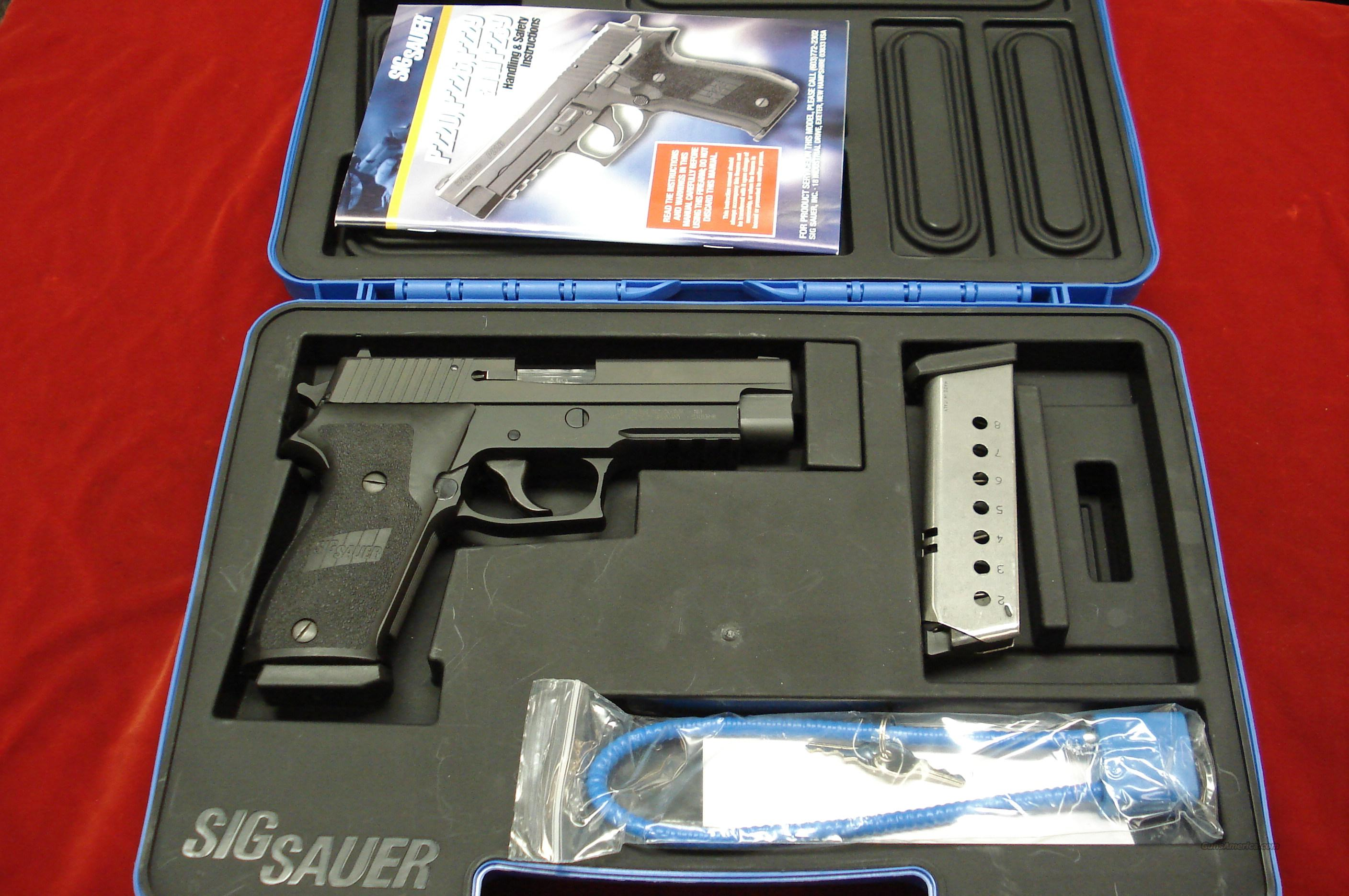 SIG SAUER P220 45ACP USED  Guns > Pistols > Sig - Sauer/Sigarms Pistols > P220