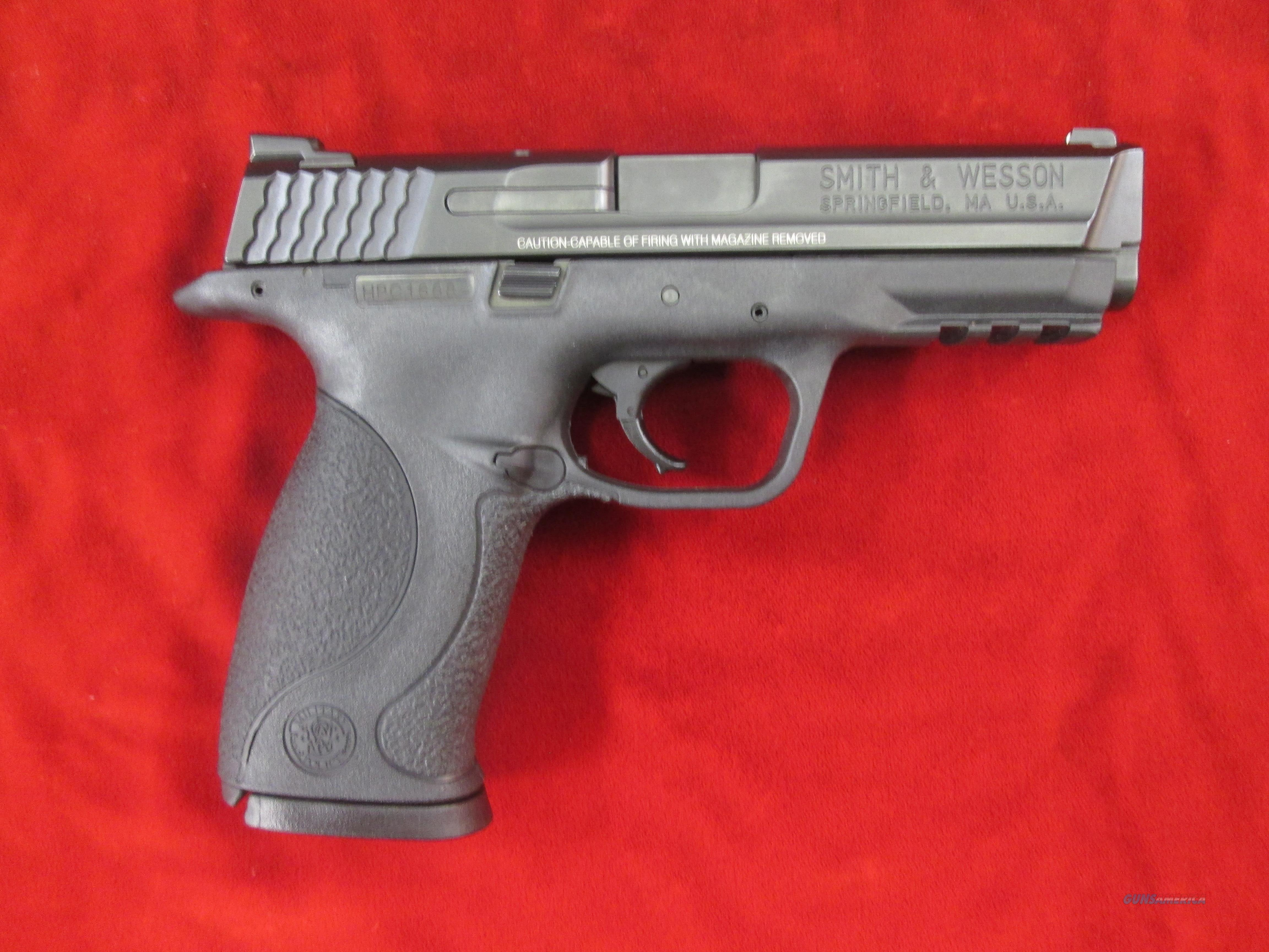SMITH AND WESSON M&P 9MM USED   Guns > Pistols > Smith & Wesson Pistols - Autos > Polymer Frame