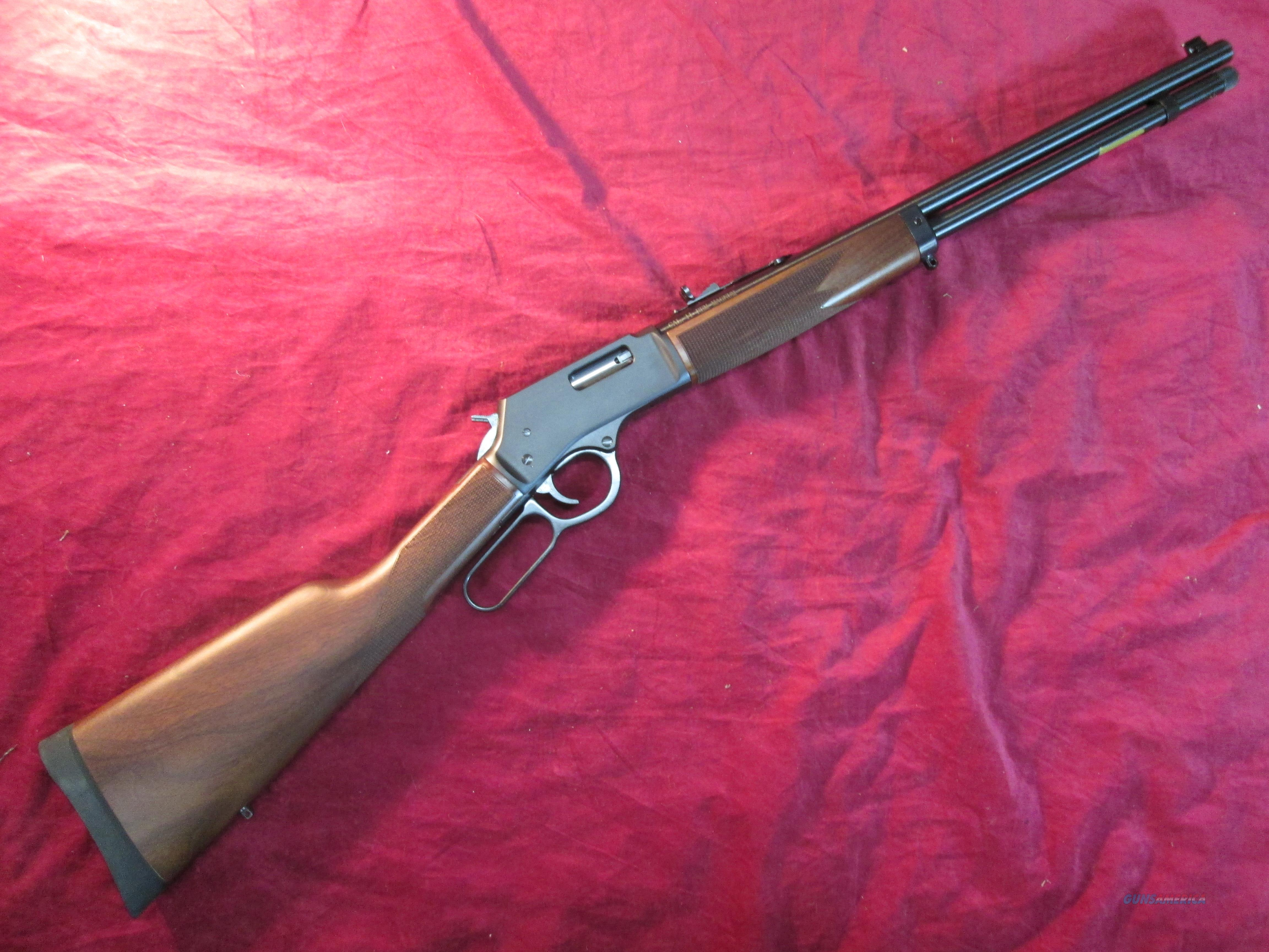 HENRY BIG BOY STEEL LEVER ACTION 41 MAG CAL. NEW  (H012M41)  Guns > Rifles > Henry Rifle Company