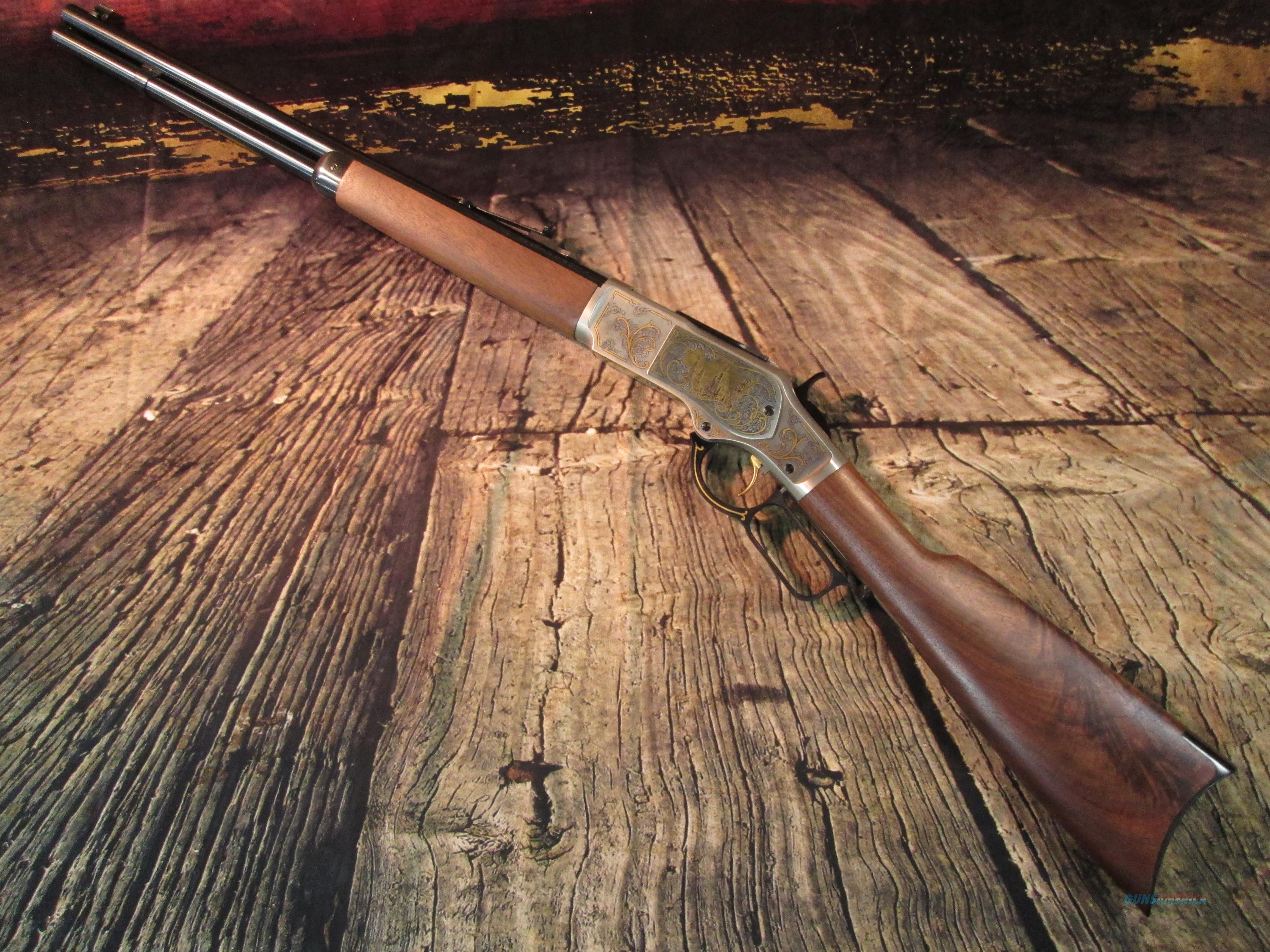 "WINCHESTER MODEL 1873 ""BLACK GOLD"" 45 LONG COLT **EXTREMELY LIMITED** NEW  (534226141)   Guns > Rifles > Winchester Rifles - Modern Lever > Other Lever > Post-64"