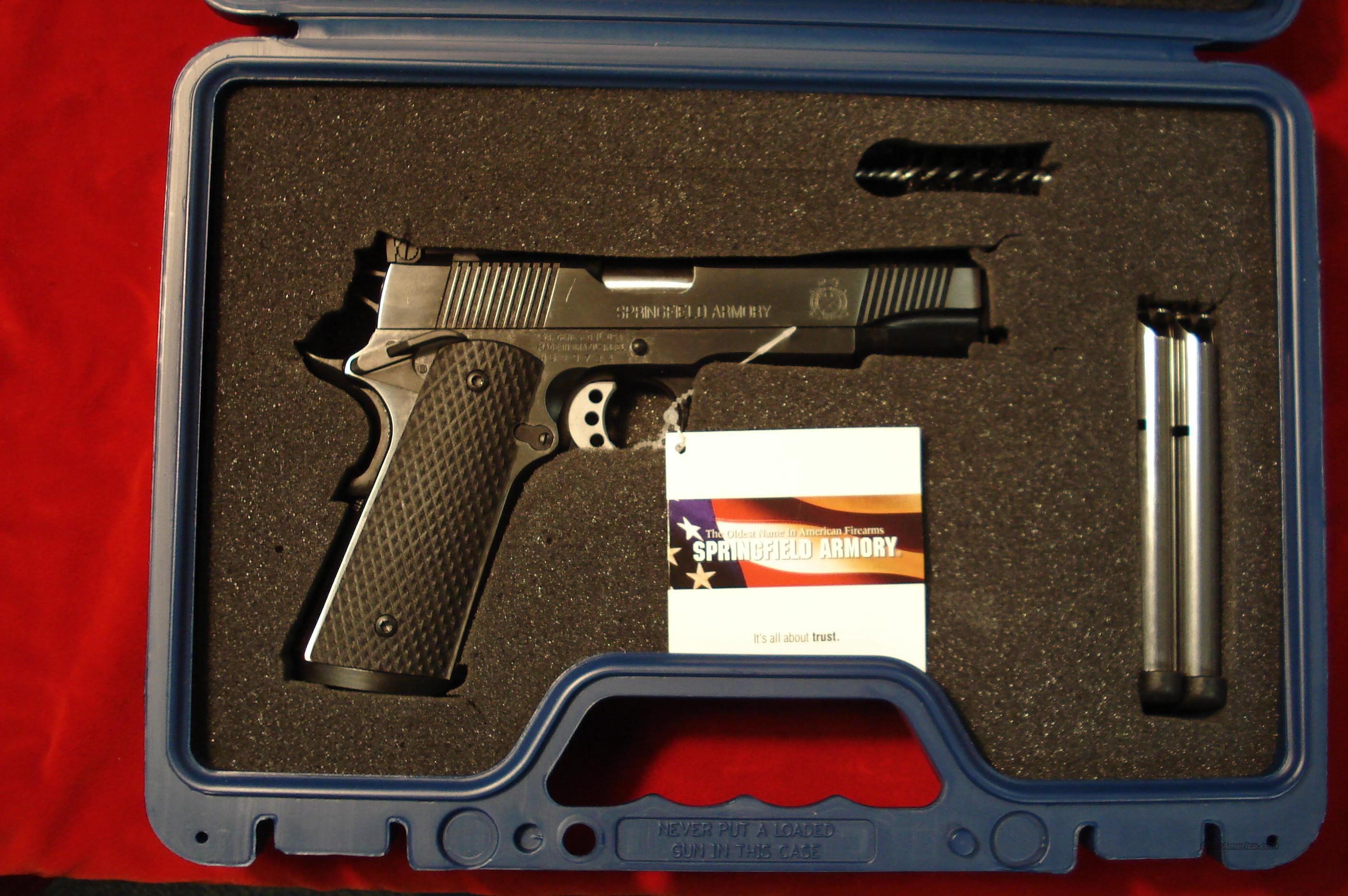 SPRINGFIELD ARMORY BLACKEN STAINLESS (PX9152LP) NEW  Guns > Pistols > Springfield Armory Pistols > 1911 Type