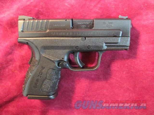 "SPRINGFIELD ARMORY XD MOD 2 9MM 3"" SUB COMPACT HIGH CAPACITY NEW (XDG9801HC)   Guns > Pistols > Springfield Armory Pistols > XD-Mod.2"