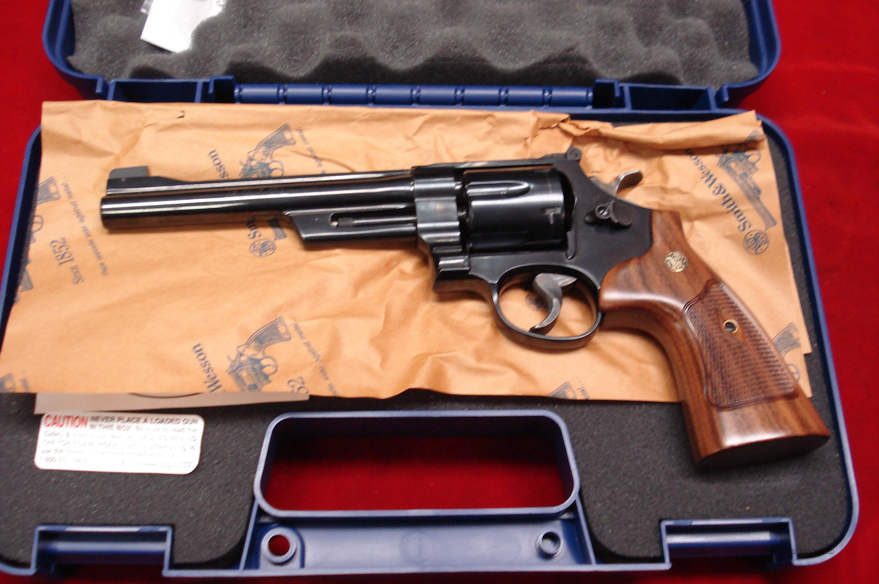 SMITH AND WESSON MODEL 25 CLASSIC 45COLT BLUE NEW    (150256)  Guns > Pistols > Smith & Wesson Revolvers > Full Frame Revolver