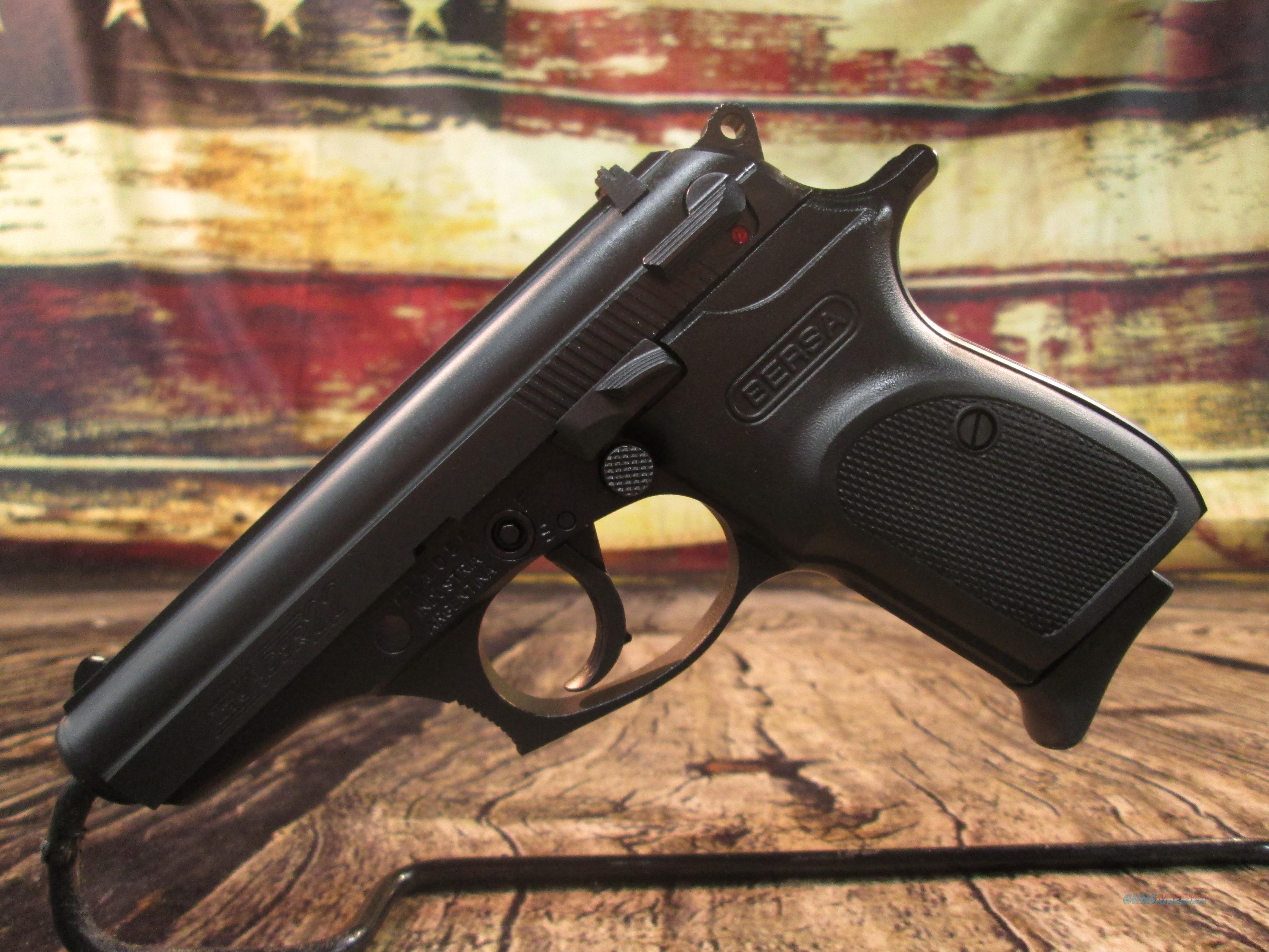 BERSA T22M 22LR PISTOL NEW (T22M)  Guns > Pistols > Bersa Pistols