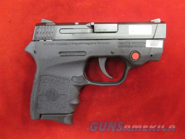 SMITH AND WESSON BODYGUARD W/ CRIMSON TRACE LASER 380CAL NEW   (10048)   Guns > Pistols > Smith & Wesson Pistols - Autos > Polymer Frame