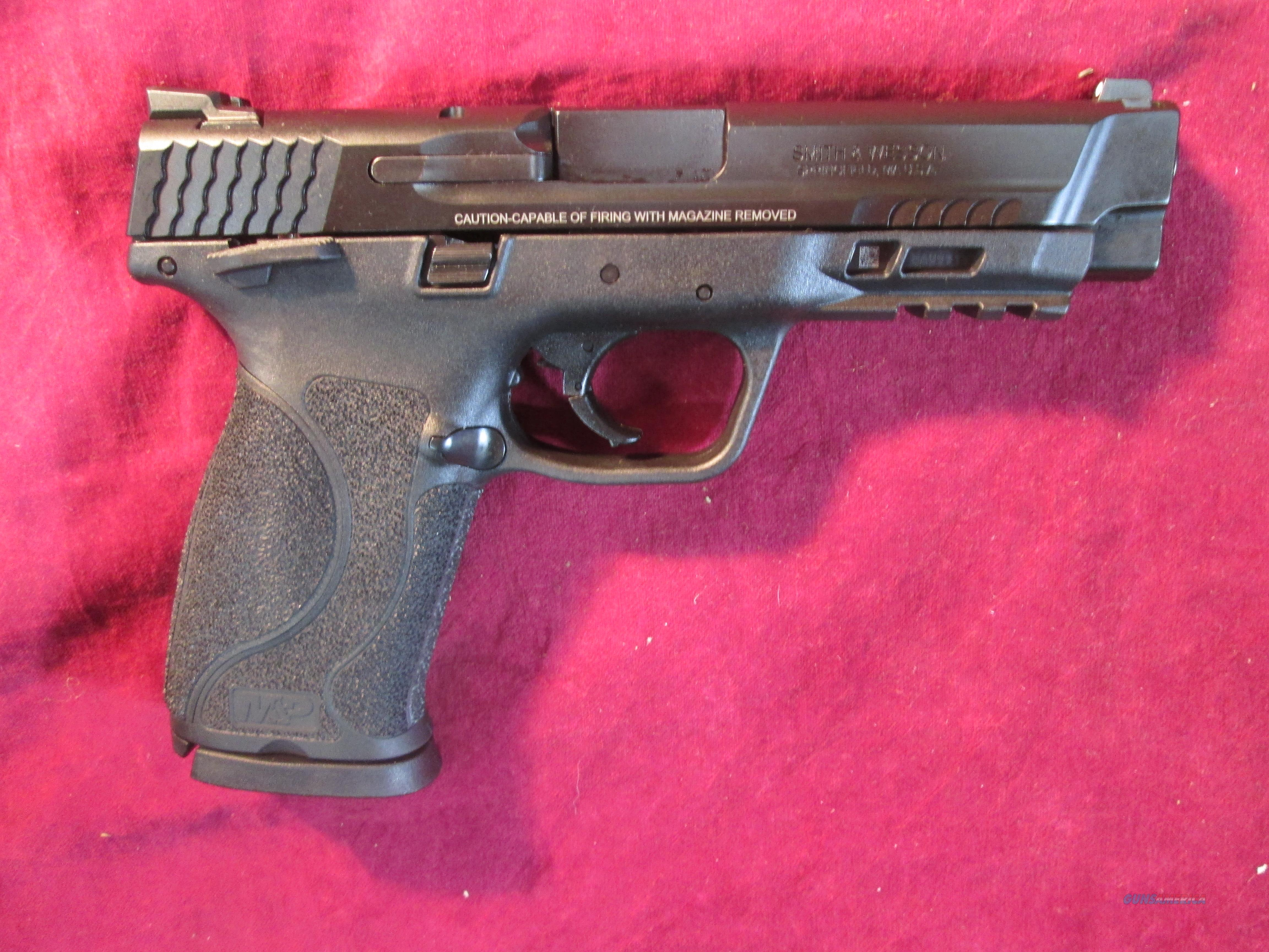 "SMITH AND WESSON M&P 2.0 .45ACP BLACK 4.6"" W/ SAFETY NEW (11526)   Guns > Pistols > Smith & Wesson Pistols - Autos > Polymer Frame"