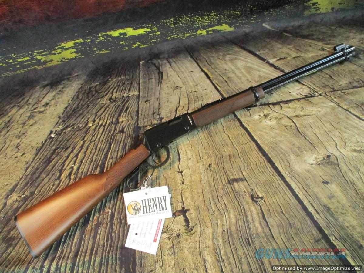 """Henry 22 Mag Frontier Lever Action 20"""" Octagon (H001TM)  Guns > Rifles > Henry Rifle Company"""