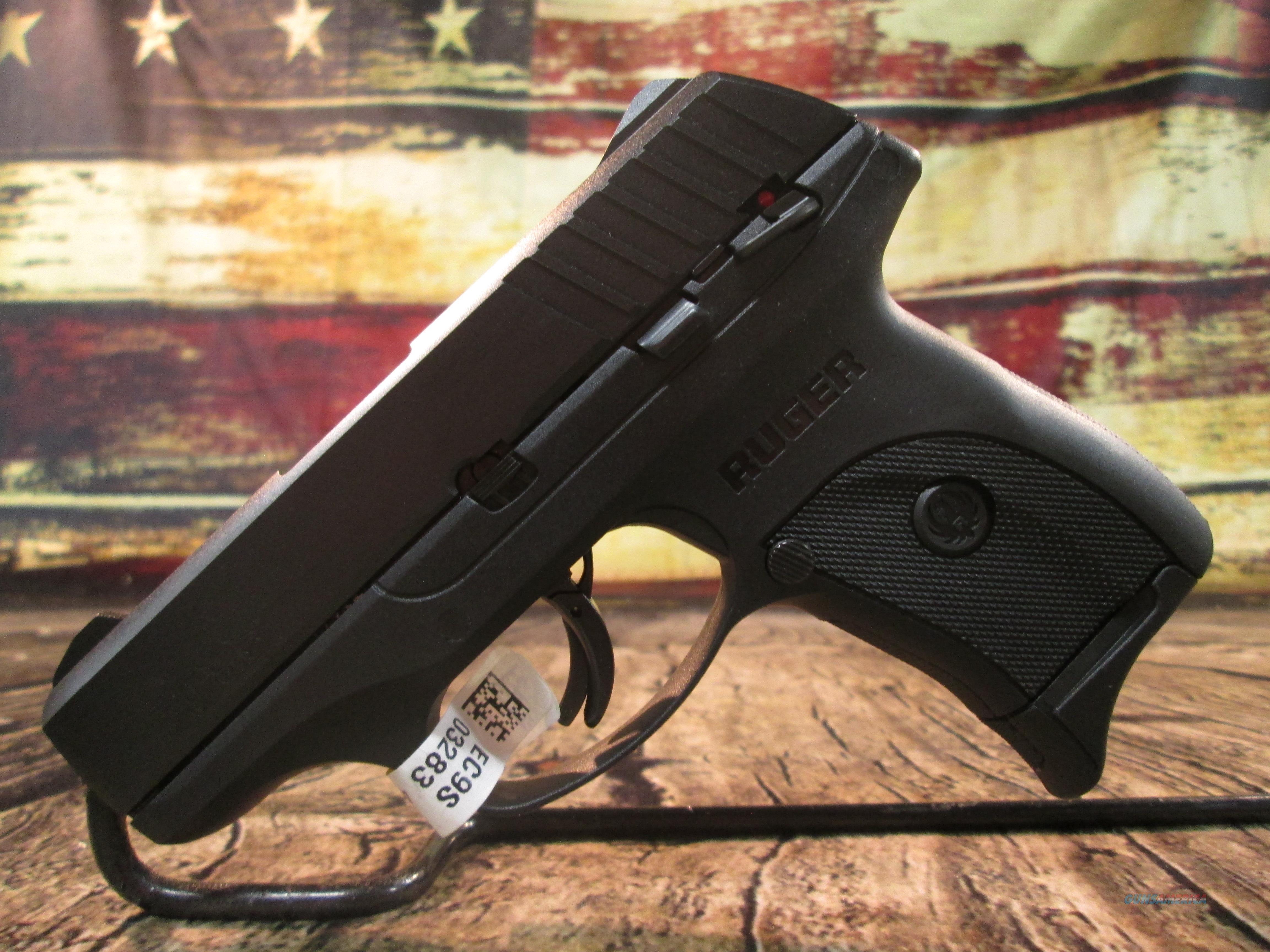 RUGER EC9s 9mm NEW (3283)  Guns > Pistols > Ruger Semi-Auto Pistols > LC9