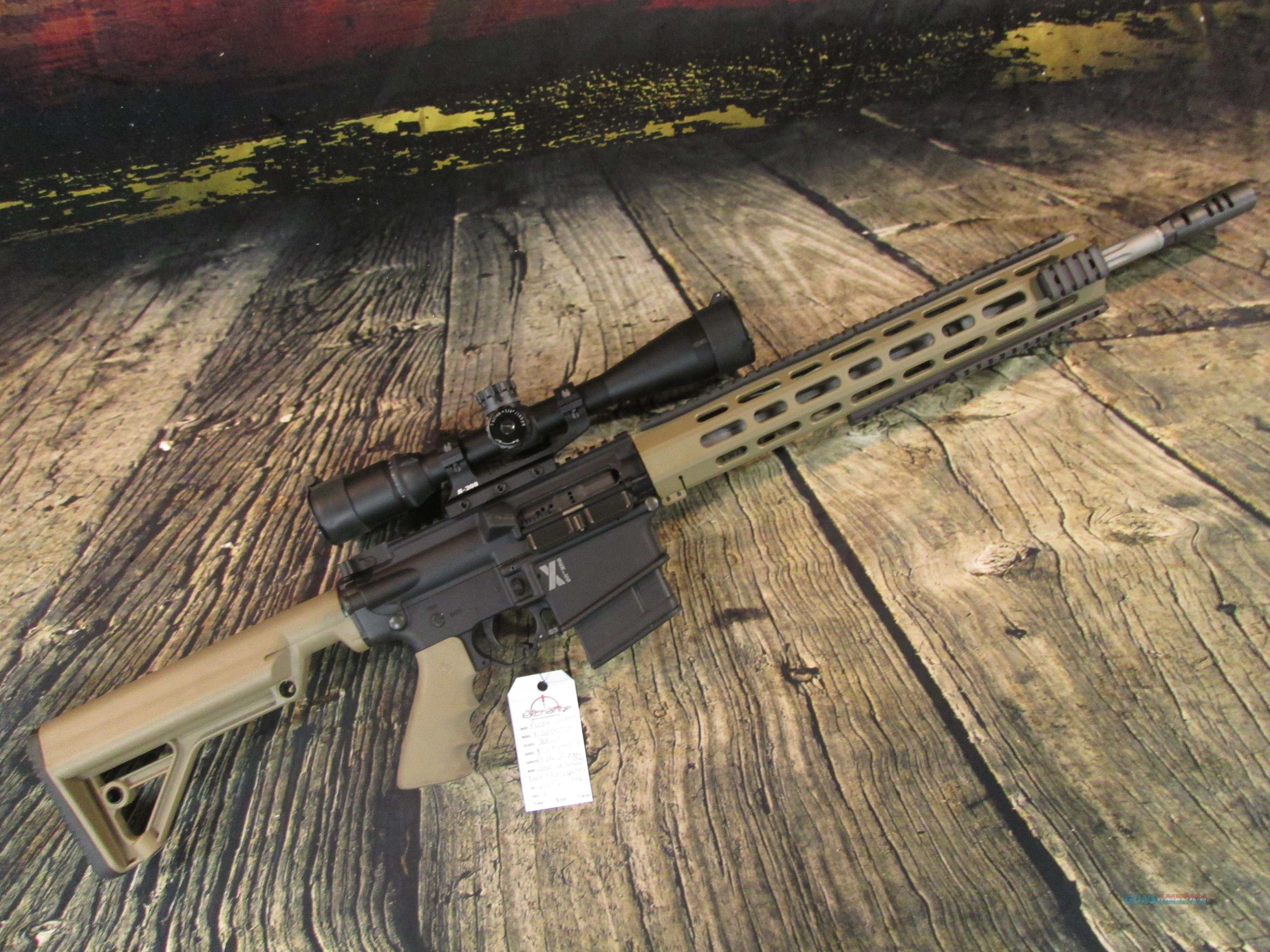 Rock River Arms X-1 LAR-8 Operator 308 Win USED (65290)  Guns > Rifles > Rock River Arms Rifles