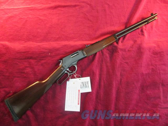 HENRY BIG BOY STEEL LEVER ACTION 357MAG/38SPL. CAL. NEW   (H012M)  Guns > Rifles > Henry Rifle Company