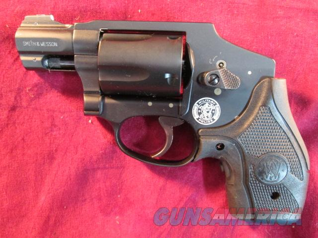 SMITH AND WESSON 340 CRIMSON TRACE 357 MAGNUM NEW  (163073)   Guns > Pistols > Smith & Wesson Revolvers > Pocket Pistols