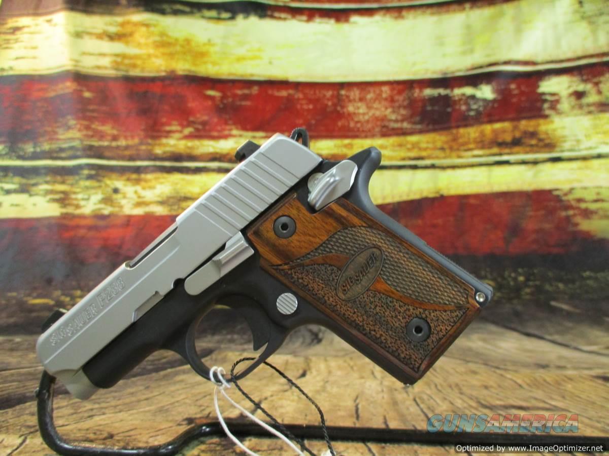 """Sig Sauer 380 ACP P238 SAS W/ Night Sights 2.7"""" New (238-380-SAS)  Guns > Pistols > Sig - Sauer/Sigarms Pistols > P238"""
