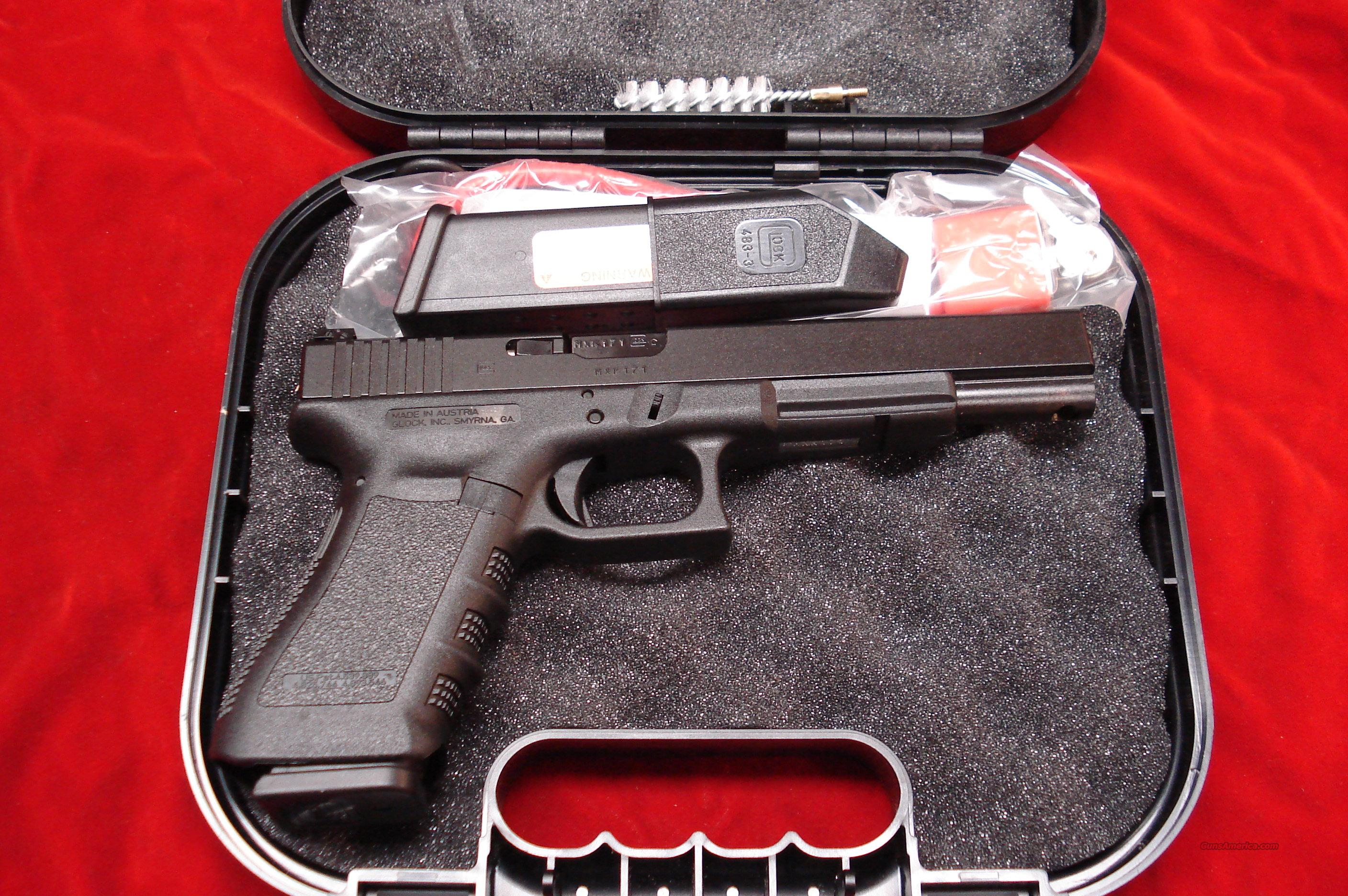 GLOCK 24C (COMPENSATED) .4O CAL. HIGH CAP. NEW IN THE BOX  Guns > Pistols > Glock Pistols > 24