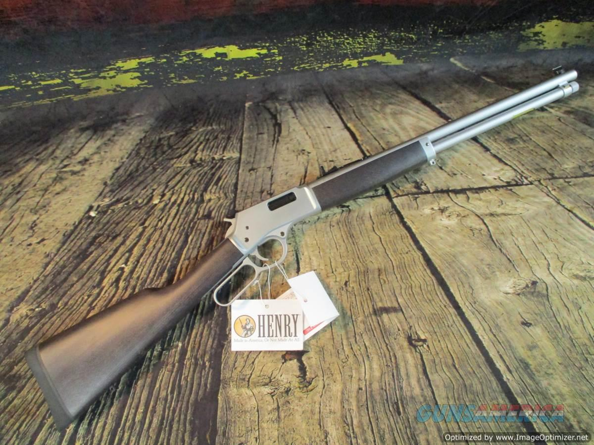 "Henry 45 Colt All Weather Big Boy 20"" New (H012CAW)  Guns > Rifles > Henry Rifle Company"