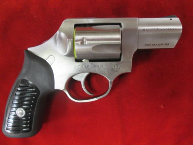 RUGER SP101 357CAL. NEW (KSP-321XL) NEW   (05720)  Guns > Pistols > Ruger Double Action Revolver > SP101 Type