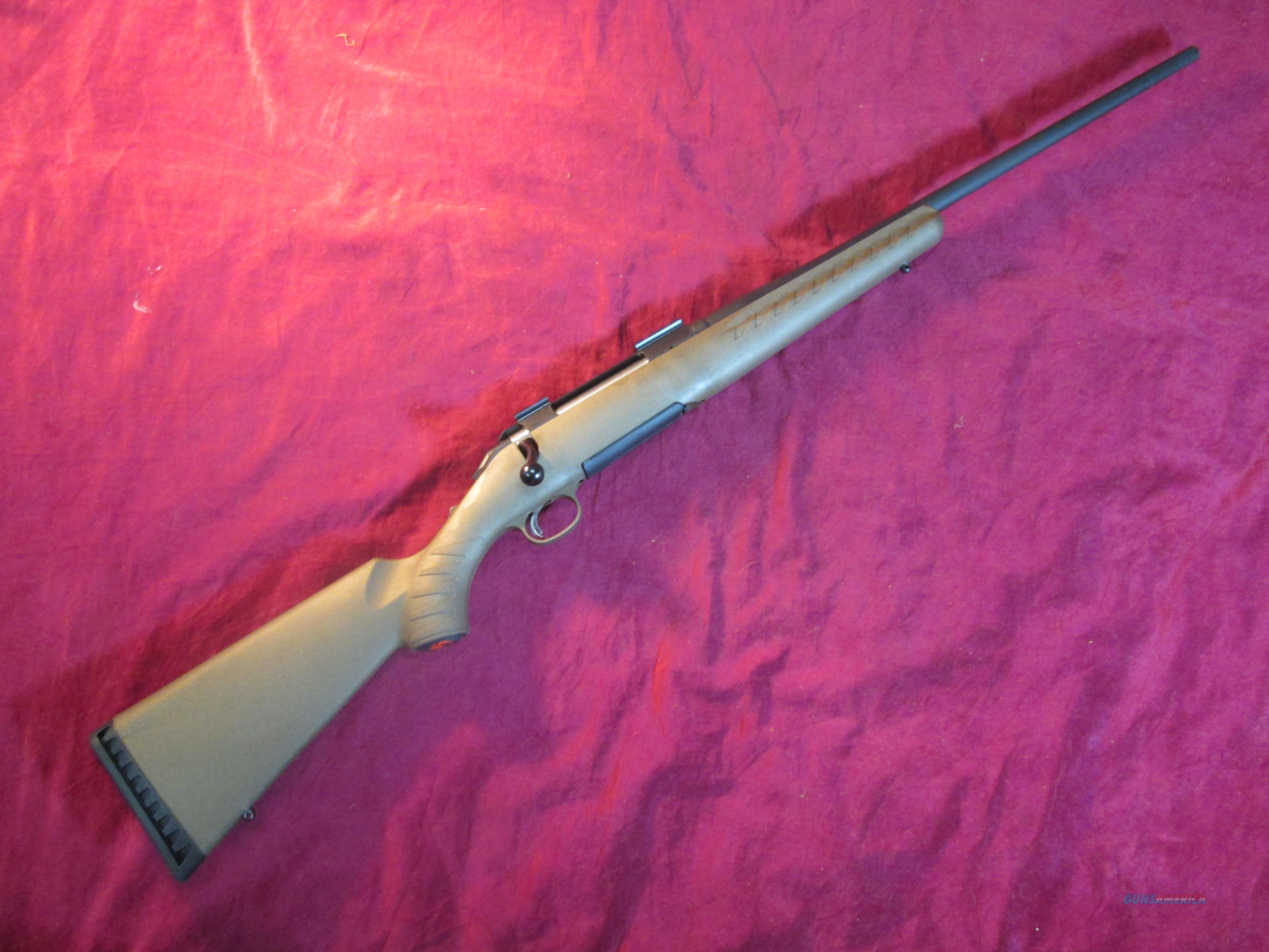 "RUGER AMERICAN RIFLE 270 CAL ""COPPER"" STOCK 22"" BLUED NEW (16936)  Guns > Rifles > Ruger Rifles > American Rifle"