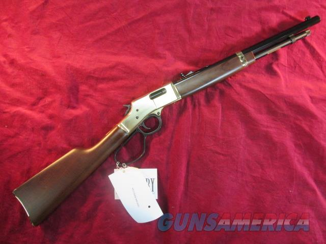"HENRY BIG BOY LARGE LOOP LEVER ACTION .44MAG/44SPL. 16.5"" NEW  (H006R)  Guns > Rifles > Henry Rifle Company"