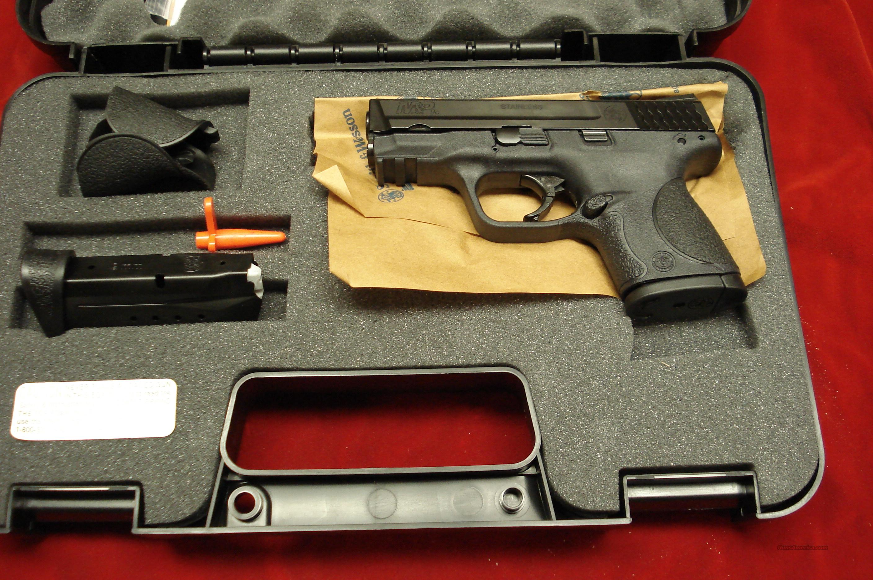 SMITH AND WESSON M&P COMPACT 9MM NEW    Guns > Pistols > Smith & Wesson Pistols - Autos > Polymer Frame